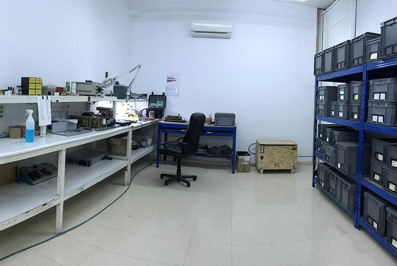 Laboratorio Manserva